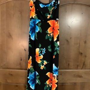 White House Black Market Hawaiian dress